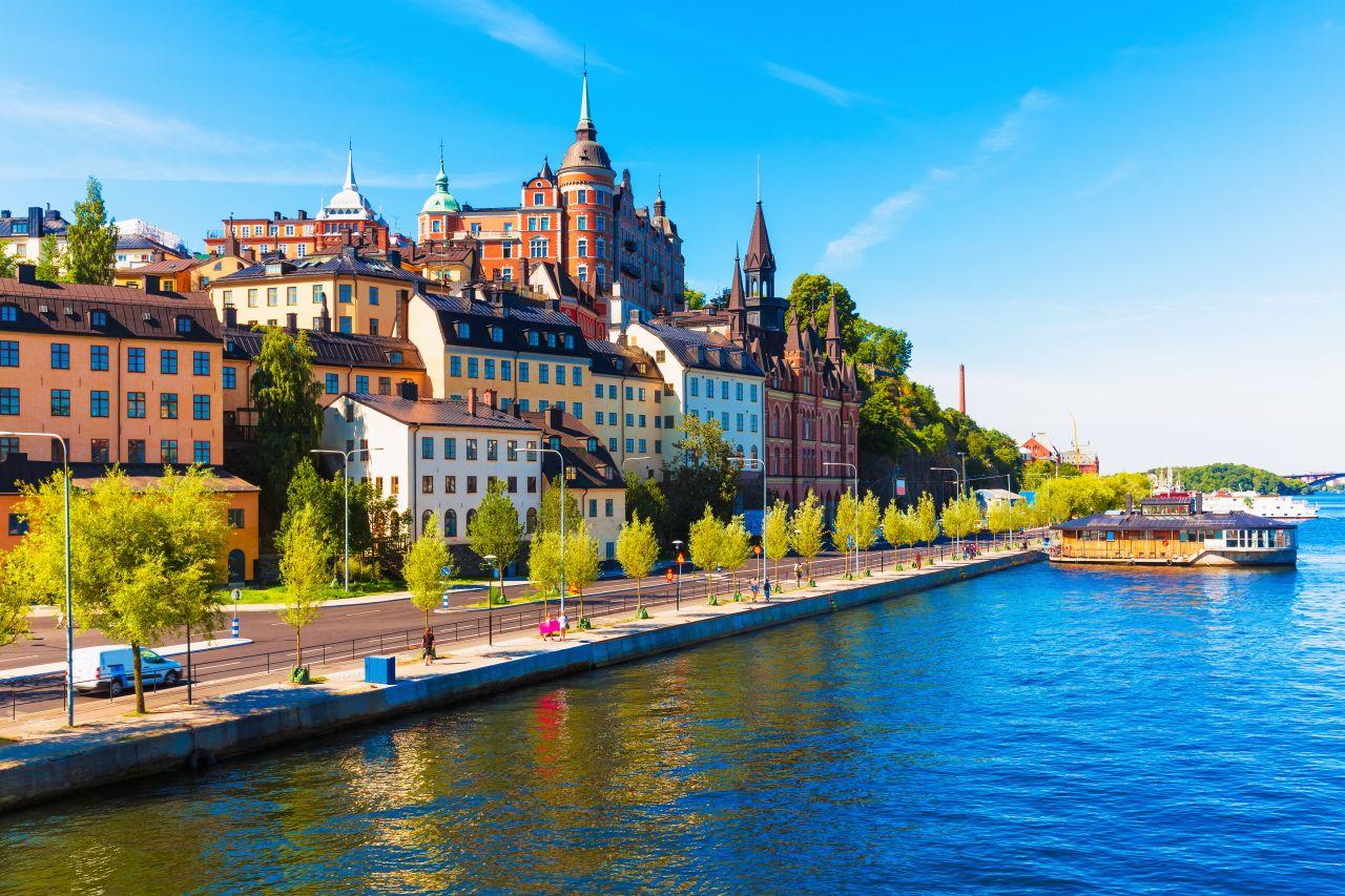 Zajímavosti o Švédsku